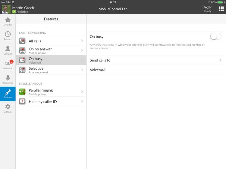 MobileControl LAB for iPad screenshot-3