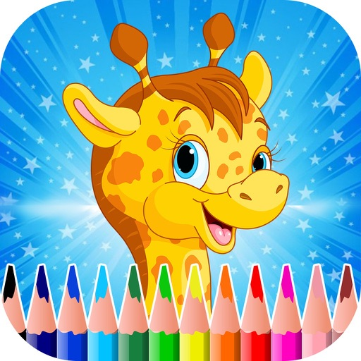 Coloring Book For Kids And Toddlers