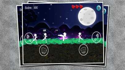 Stickman Super Fighter Epic Battle screenshot two