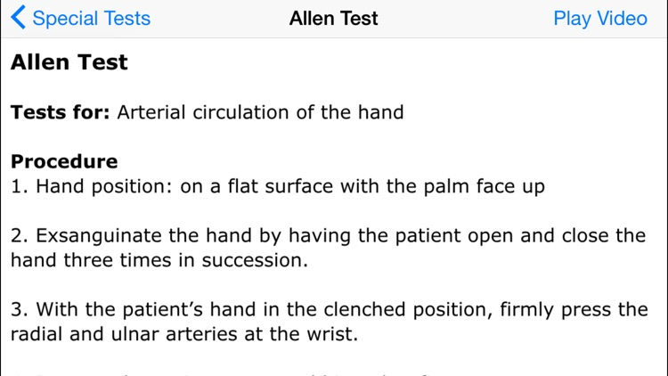 Musculoskeletal Exam-Hand And Wrist