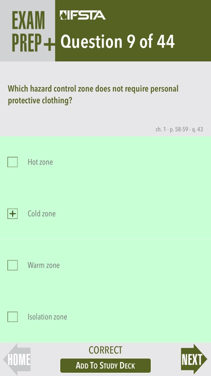 Hazardous Materials Technician 1st Edition Exam Prep Plus screenshot-3