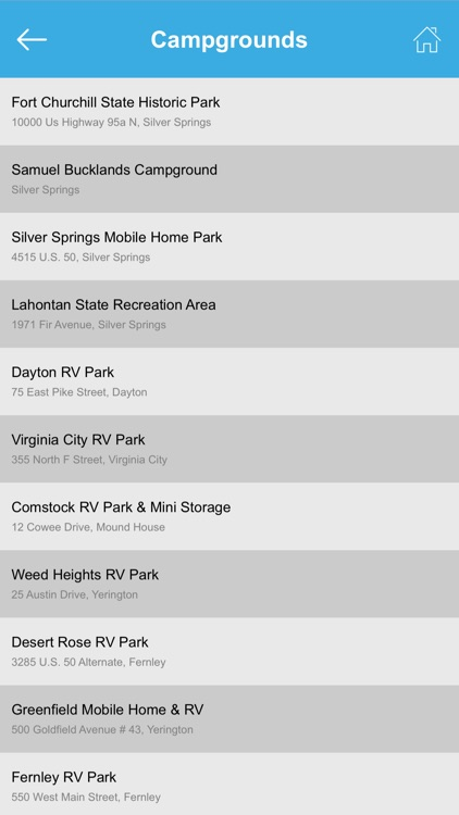 Nevada State Parks & National Parks screenshot-4