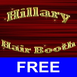 Hillary Hair Booth Free – The Hillary Clinton Selfie App