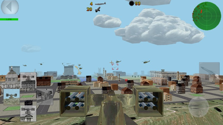 Patriotic Missile 3D screenshot-1
