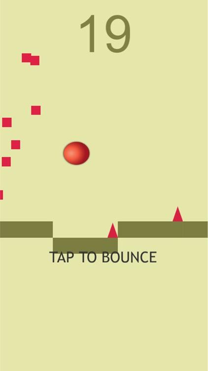 Bouncing Ball Color screenshot-4