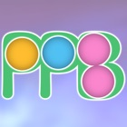 Pop Pop Ball : Popping Matching Colors Game icon