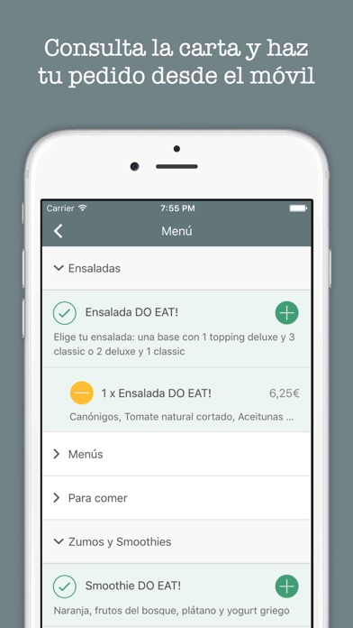 DO EAT! screenshot three
