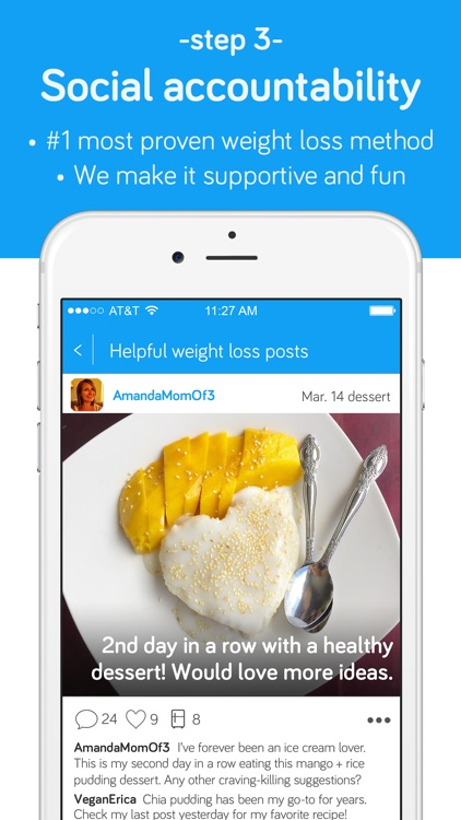 YouFood 7-Day Challenge: Weight Loss Food Journal screenshot-3