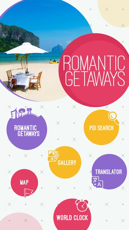 Most Romantic Getaways of The World
