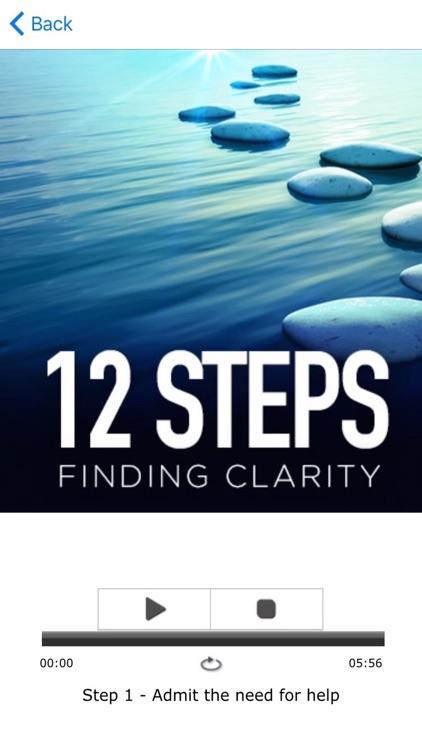 12-Step Addiction Recovery Program Through Meditations screenshot-3