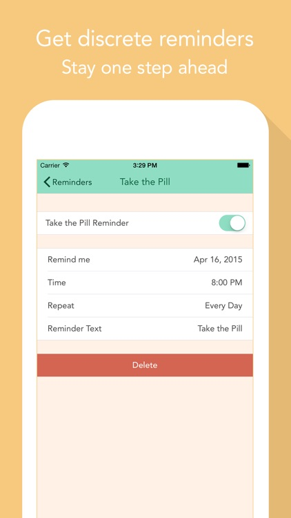 Cycles – Period & PMS Tracker screenshot-3