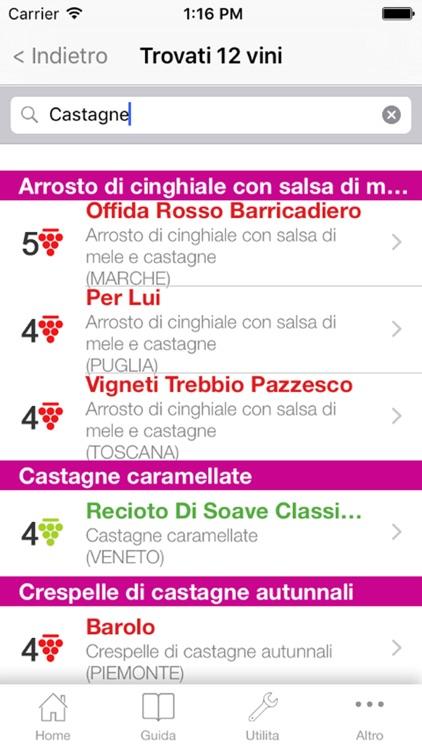 BIBENDA 2016 GUIDA AI MIGLIORI VINI, GRAPPE E RISTORANTI D'ITALIA screenshot-4