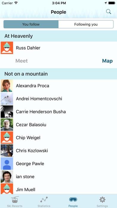Screenshot for Jollyturns Ski & Snowboarding in Kazakhstan App Store