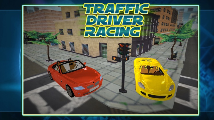 Traffic Driver Racing FREE screenshot-1