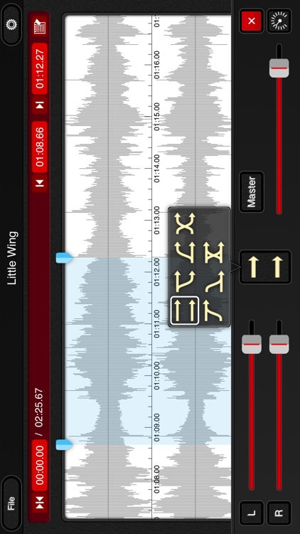 mimiCopy - Slow Down & Pitch Shift Player