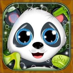 Baby Panda Salon