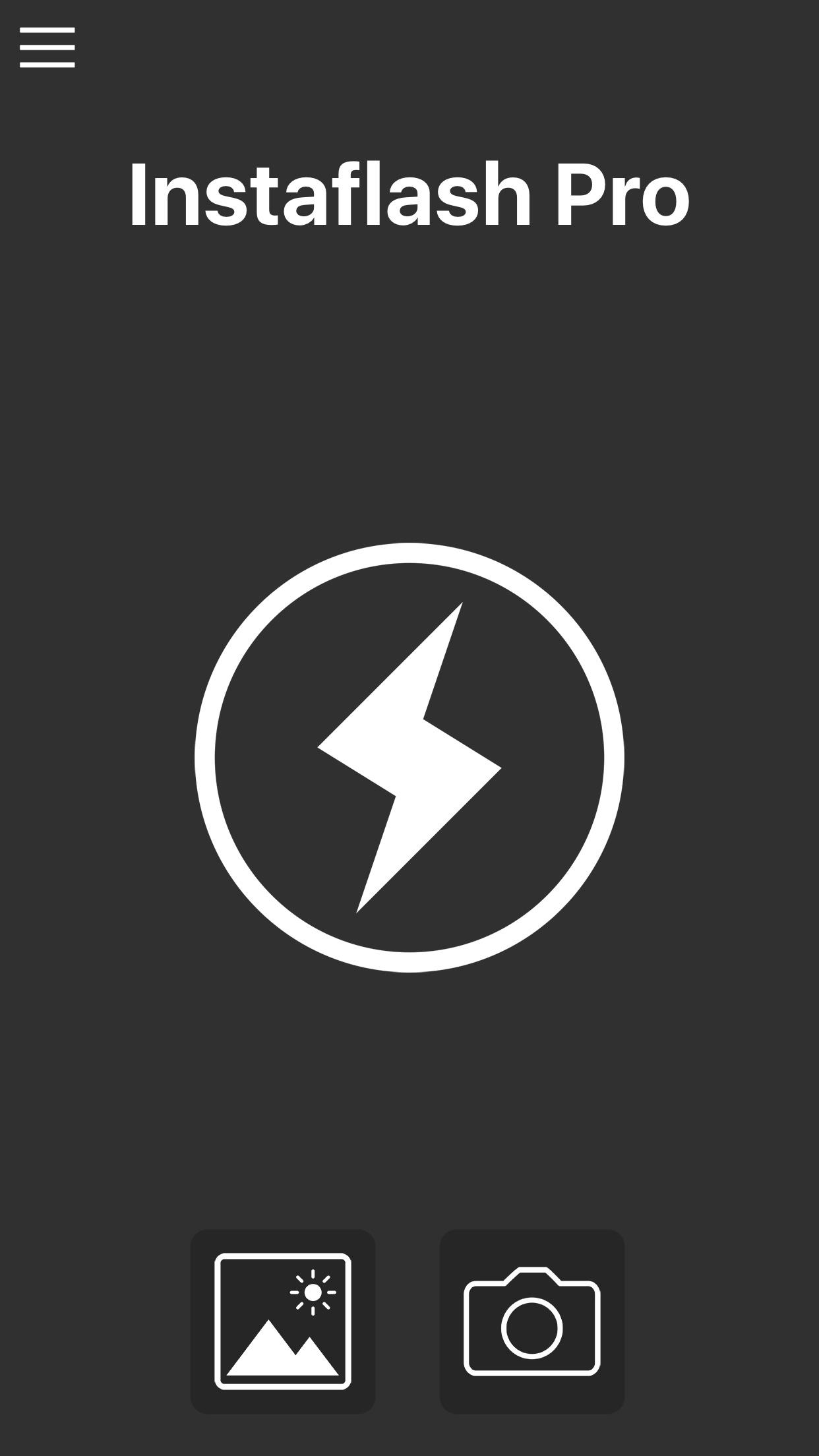Instaflash Pro Screenshot