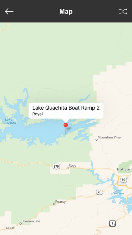 Arkansas Boat Ramps & Fishing Ramps screenshot-3