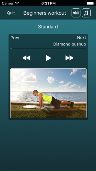 Push up Pro - Fitness Workouts for Upper Strengthのおすすめ画像4