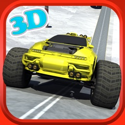 Monster Truck 3D Extreme racing car  truck -Stunt Simulator