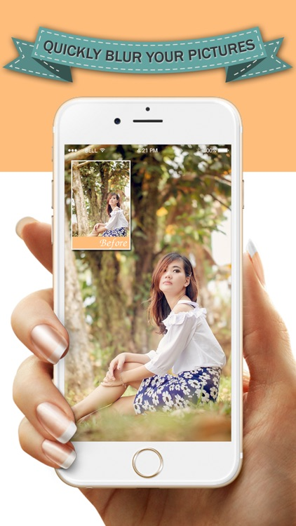 Quick Blur Pic & Pixelate Tool by Pham Trung