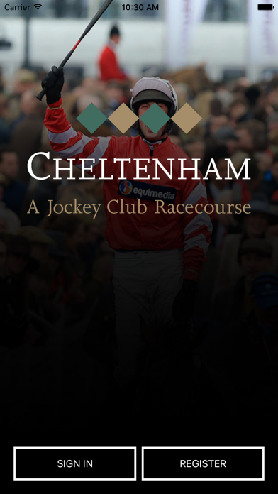 Cheltenham Click & Collect screenshot one