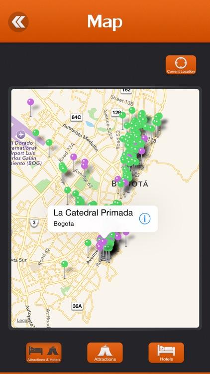 Bogota City Travel Guide screenshot-3