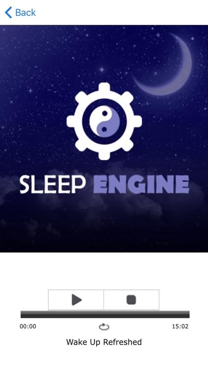 Sleep Engine Hypnosis For Zen Sleep