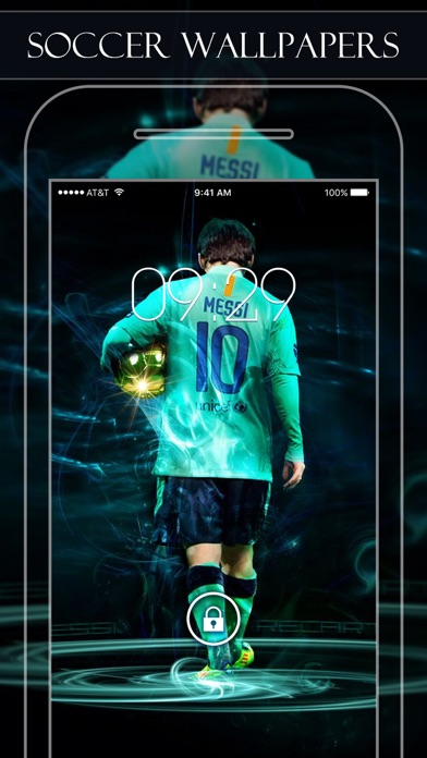 Soccer Wallpapers Backgrounds Pro Home Screen Maker with True