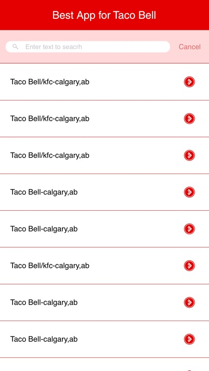 Best App for Taco Bell screenshot-1