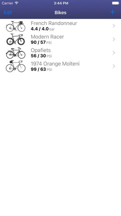 Bicycle Tire Pressure Calculator screenshot-0