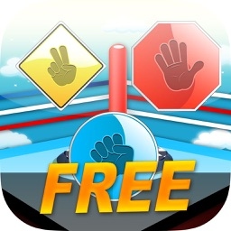 R.P.S. Knockout Free - Fast Paced Rock Paper Scissors Action