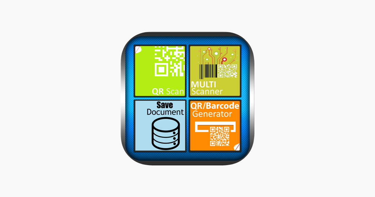 Fast and easy Barcode Scanner and QR Code Reader & Generator
