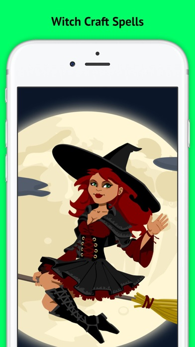 Wiccan and Witch Craft Love Spells screenshot one