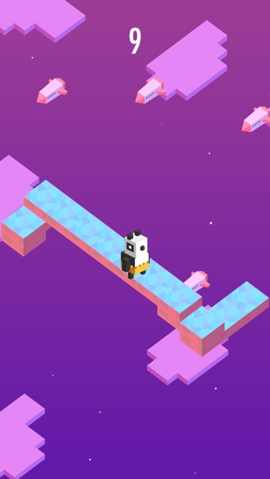 Blocky Panda – Don't Tap Wrong Tiles 3 app download for