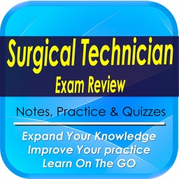 Surgical Technician & Technologist Test Bank: 5400  study notes & quizzes (Practices & Tips)