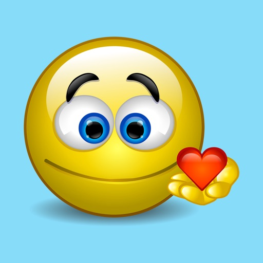 Animations Emoji Keyboard Pro - Animated 3D Emoticons & Smileys & Stickers for iMessage