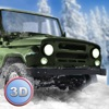 Winter Offroad UAZ Simulator 3D Full - Drive the Russian truck!