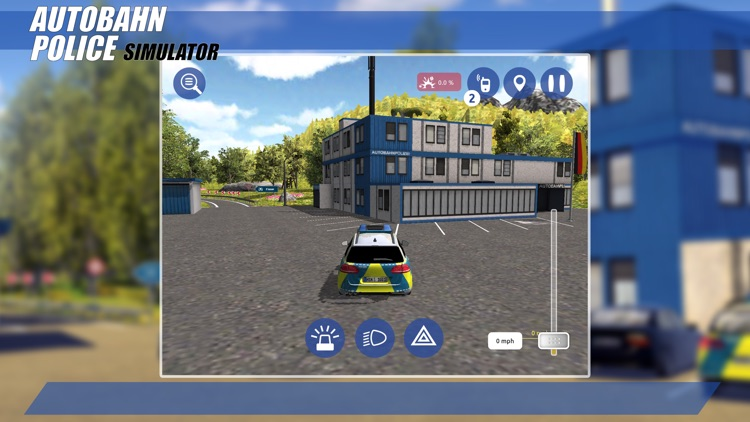 Autobahn Police Simulator screenshot-0