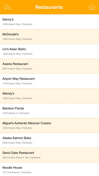 Best App for Denny's Restaurants screenshot-4
