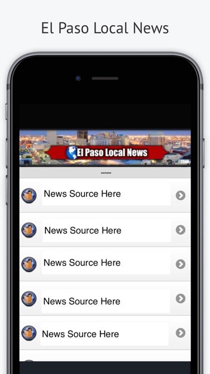El Paso Local News