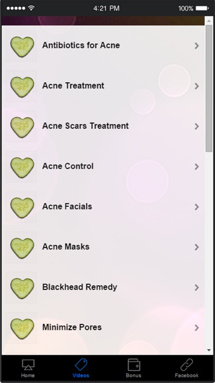 Acne Treatment - Learn How to Treat Acne Fast and Naturally screenshot-1