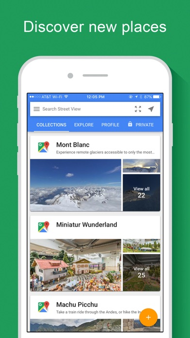Download Google Street View for Pc