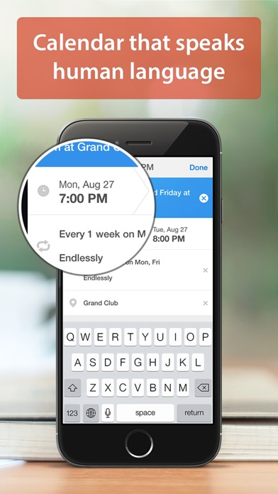 Calendars 5 - Daily Planner and Task Manager app image