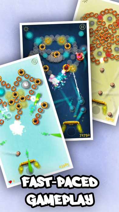 Jet Ball Arkanoid Screenshots