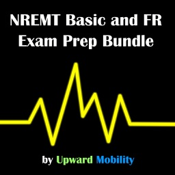 NREMT First Responder and EMT Basic Exam Prep Bundle