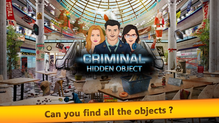 World of Crimes - Hidden Object