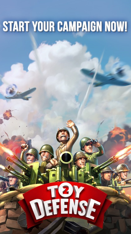 Toy Defense 2: Classic Tower Defense Strategy Game screenshot-4