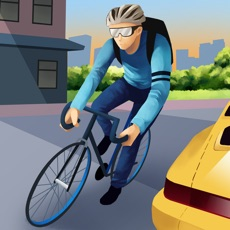 Activities of City Bike Messenger 3D - eXtreme Road Bicycle Street Racing Simulator Game FREE