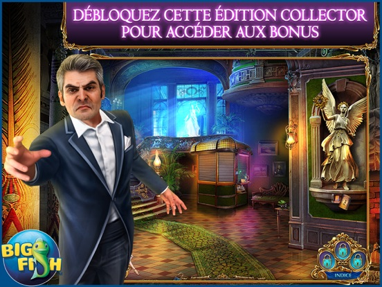 Dark Parables: Le Prince Maudit jeu iPad, iPhone Telecharger Dark Parables - Le prince maudit Edition Dark Parables: The Exiled Prince Collector s Edition